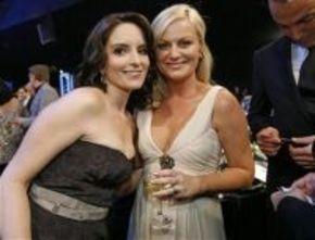 Tina Fey y Amy Poehler, las nuevas presentadoras de los Globos de Oro