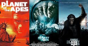Un repaso al cine de los simios