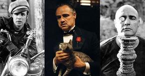 Una década sin Marlon Brando