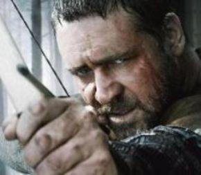 Russell Crowe, el nuevo Robin Hood diseñado por Ridley Scott