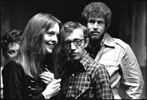 Diane Keaton recogerá el Globo de Oro honorífico de Woody Allen