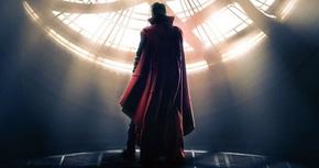 'Doctor Strange' consigue desbancar del pódium a 'Un monstruo viene a verme'