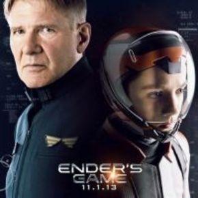Nueva imagen promocional de 'El juego de Ender'