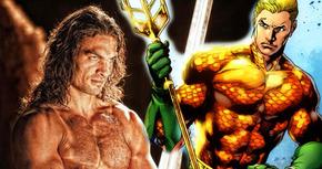 En marcha el guión de 'Aquaman' con Jason Momoa como protagonista
