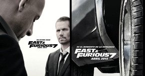 'Fast & Furious 7', la gran vencedora en los Golden Trailer Awards