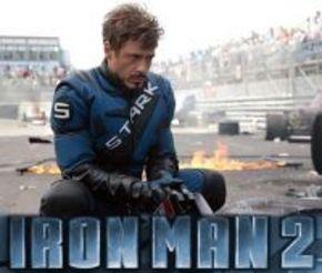 'Iron Man 2' estrena su secuencia más expectante en Mónaco