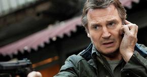 La 'V3nganza' de Liam Neeson es número 1 en la taquilla española