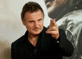 Liam Neeson rechazó ser James Bond