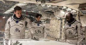 Nuevas imágenes de la tripulación de 'Interstellar'