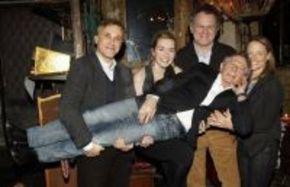 Polanski finaliza el rodaje de su próxima película: 'Carnage'