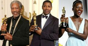 Sólo 14 negros han ganado el Oscar desde 1929