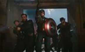 Primer tráiler de 'El Capitán América'