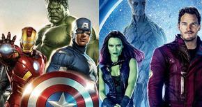 Cada vez está más cerca el crossover entre los 'Guardianes de la Galaxia' y 'Los Vengadores'