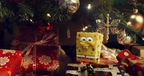 El equipo de 'Bob Esponja: Un héroe fuera del agua' te desea una Feliz Navidad