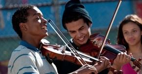 'El profesor de violín', una película inspirada en una historia real