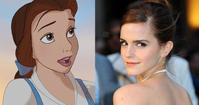 Emma Watson, la protagonista de la nueva adaptación de 'La Bella y la Bestia'