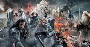 Espectacular póster de 'El Hobbit: La batalla de los cinco ejércitos'