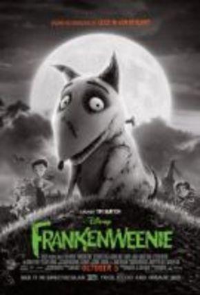 Segundo tráiler de 'Frankenweenie', de Tim Burton