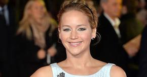 Jennifer Lawrence deslumbrante en la premiere de 'Los Juegos del Hambre: Sinsajo 1'