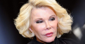 Joan Rivers, ausente en el vídeo recordatorio de los Oscars