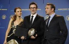 Michel Hazanavicius, el mejor director del año para el sindicato de EEUU