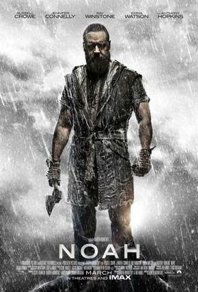 Russell Crowe, protagonista del nuevo cartel de 'Noé'