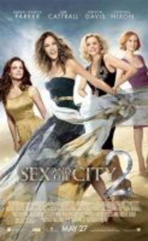 Nuevo cartel de 'Sexo en Nueva York 2'