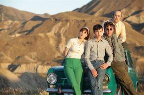 'Vivir es fácil con los ojos cerrados' triunfa en el Festival de Cine Español de Nantes