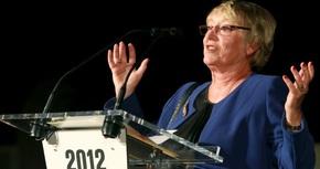 Yvonne Blake, la nueva presidenta en funciones de la Academia de Cine