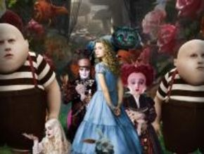 El esperado estreno de la 'Alicia' de Tim Burton llega este viernes