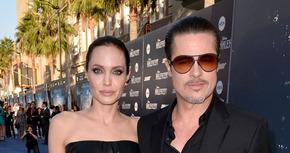 Brad Pitt es agredido en la presentación de 'Maléfica'