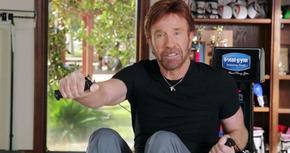 Chuck Norris cumple 75 años: marchando una galería de memes