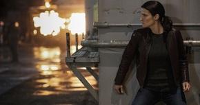Cobie Smulders, la protagonista femenina de 'Jack Reacher: Nunca vuelvas atrás'