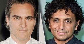 Joaquin Phoenix y M. Night Shyamalan podrían volver a trabajar juntos