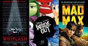 Las 10 mejores películas que hemos visto en 2015