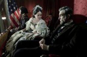 'Lincoln', la favorita en las nominaciones a los Globos de Oro