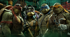 'Ninja Turtles' lidera la taquilla española con números discretos