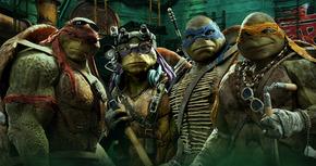 'Ninja Turtles' lidera la taquilla española con números discretos