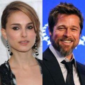 Amor y subastas entre Brad Pitt y Natalie Portman