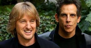 Presentación en Madrid de 'Zoolander 2' con Ben Stiller y Owen wilson