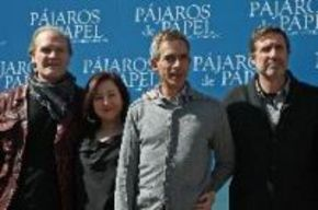 Emilio Aragón debuta como director de cine con 'Pájaros de papel'