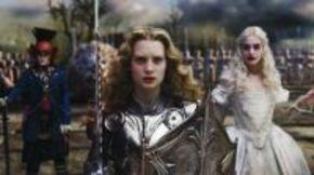 'Alicia en el País de las Maravillas' se convierte en el mejor estreno del año