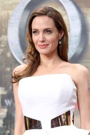 Angelina Jolie, la actriz mejor pagada de Hollywood
