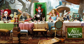 Arranca el rodaje de 'Alice In Wonderland: Through the Looking Glass'