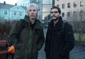 Primera imagen oficial de 'The Fifth Estate'
