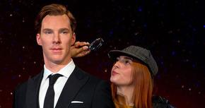 Benedict Cumberbatch ya tiene figura de cera a tamaño real