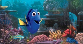 'Buscando a Dory', la quinta película de animación más taquillera de la historia