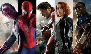 'Capitán América: Civil War' líder indiscutible en la taquilla española