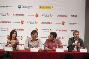 Carlos Marques-Marcet presenta '10.000 KM' en el Festival de Málaga