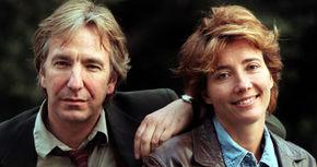Emma Thompson: «Nunca volveremos a ver a nadie como Alan Rickman»